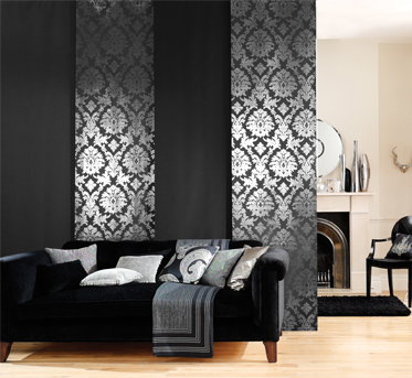 Fabric Fusion Designer Fabric Blinds