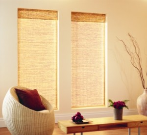 Fabric Fusion Bamboo Blinds