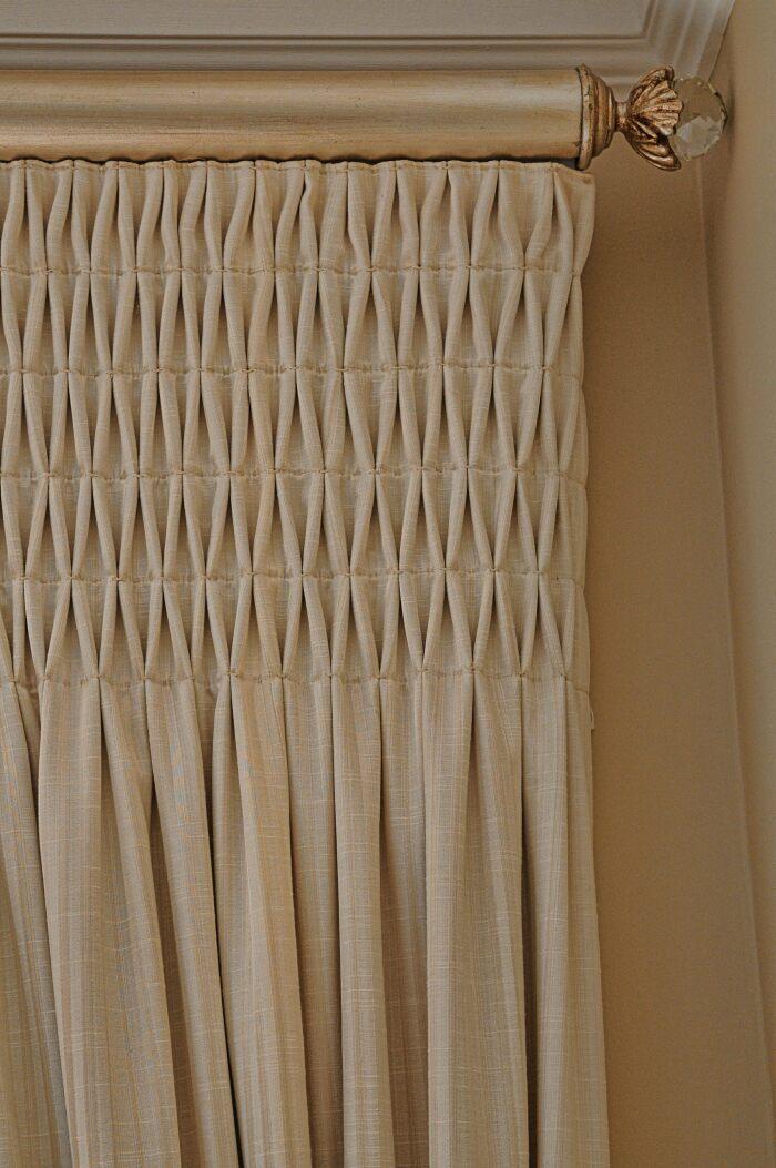 Fabric Fusion 40cm Smocking Heading No Beads Gallery